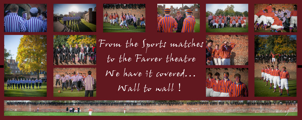 eton college sports matches plays and events