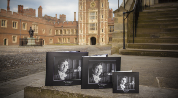 Heirloom Photo Books by High Quality Portrait Photographer Eton