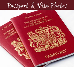 Passport Photos UK