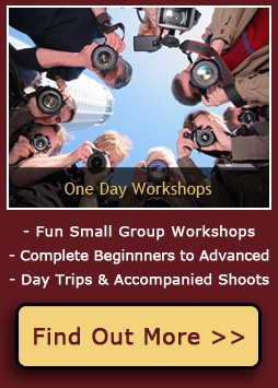 One Day Photography Workshops for Beginners